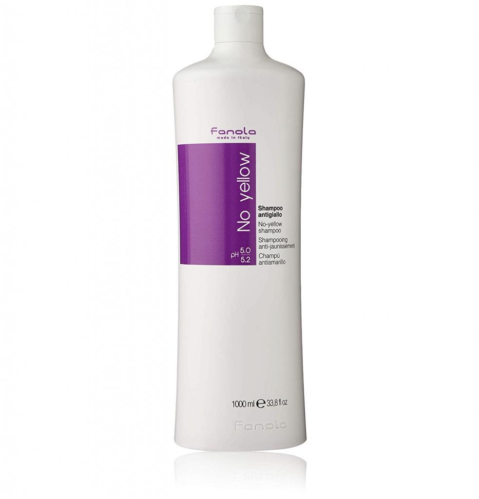 Shampoing bleu Fanola